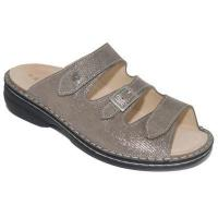 China Women's Footwear Finn Comfort Anacapa Leather Soft Footbed Fango Sandal (82576-537189) on sale