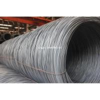 China Prime hot rolled SAE 1008B low carbon mild coils steel wire rod on sale
