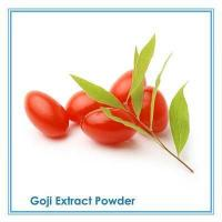Quality Top quality Water Soluble Polysaccharide 50% Goji Berry / Wolfberry Extract for sale