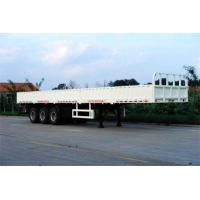 Quality plate-type semitrailer for sale