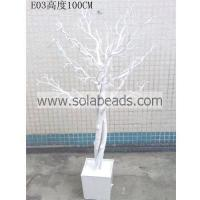 Quality Assorted of 70CM Wedding Indoor Silver Garland Tre--E03-70 for sale