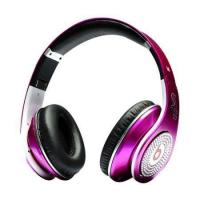 China Monster Headphones Beats By Dr.Dre Studio High Performance MLB Chicago White Sox Pink Diamond on sale
