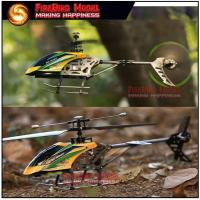 China Fly stable WL450 4CH 52cm long Big Outdoor RC Helicopter, With camera 2 batterys on sale