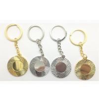 Buy cheap Fashion Customized Promotion Metal Keychain from wholesalers