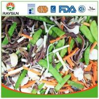Quality Individual Quick Freezing Organic Mixed Vegetables for sale