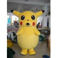 China Character adult Pikachu mascot costume for sale on sale