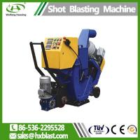 Pavement Shot Blasting Machine and Special High - Speed Cement Pavement