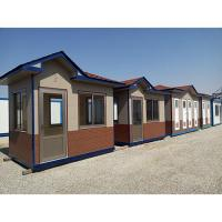 Container House Sentry Box and Mobile Toilet
