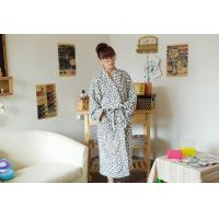 Bathrobe item number:YC E-02