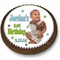 1st Birthday Party Favors First Birthday Chocolate Cookies CHOC