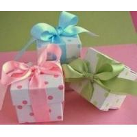 First Holy Communion Favors First Communion Polka Dot Favor Boxes