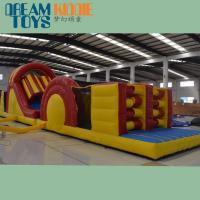 inflatable obstacle course,obstacle course