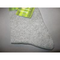 Quality Eco-friendly Dress / Casual Bamboo Socks Men/Unisex (light gray) Model: L0000325lg for sale