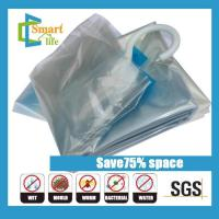 Hanging Vacuum Storage Bag Space Saving Vacuum Seal Hanging Storage Bags For Clothes