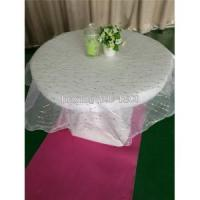 Quality organza table cloth for sale