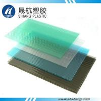 Twin-wall PC hollow sheet - Frosted - 07