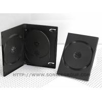 DVD Case Black for 3DVD,Middle Tray,14mm