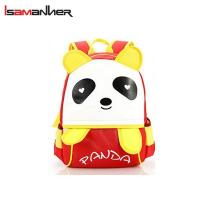 China Cute 3D nursery panda backpack for 3 to 6 years old on sale