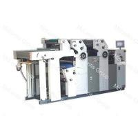 Quality Double Side Two Color Offset Printing Machine for sale
