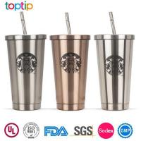 Starbucks Stainless Steel Tumbler with Straw