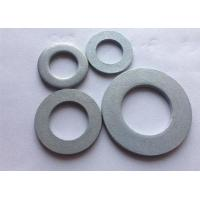 Quality Metric Carbon Steel Flat Washers , Industrial Round Plate Washer DIN 125 for sale