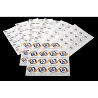 Quality 210mm x 297mm A4 Laser Sheet Label for sale