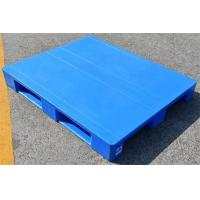 Quality 100% Closed Virgin HDPE Made Medical and Food Use Forklift Plastic Pallet for Cold Storage for sale
