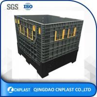 Quality Large Bulk Containers 1200x1000 Large Foldable Box for sale
