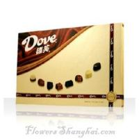 Quality Chocolates Dove Colors Chocolate for sale