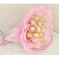 Quality Chocolates Pink romantic love for sale