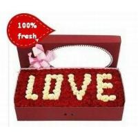 Buy cheap Roses Love Roses Box from wholesalers
