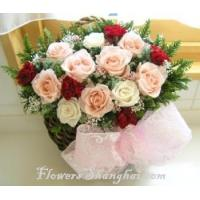 Buy cheap Roses Wishing well from wholesalers