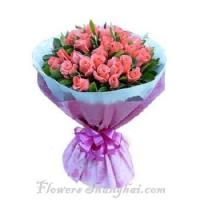 Buy cheap Roses Pretty girl from wholesalers