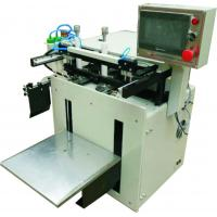 Buy cheap S600A Easily operated semi-automatic sheet iron mounted machine (white glue) from wholesalers