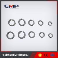 Quality PPAT Reinforced and Hot Dip Galvanized Spring Lock Washer for sale