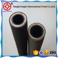 WATER SUCTION AND DISCHARGE OIL CONVERYING STEEL WIRE SPIRAL HOSE