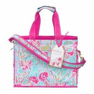 Buy Monogrammed Lilly Pulitzer Insulated Cooler - Jellies Be Jammin at wholesale prices