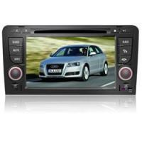 Audi A3 DVD GPS Navigation player with 7 Digital Touchscreen / PIP RDS Bluetooth
