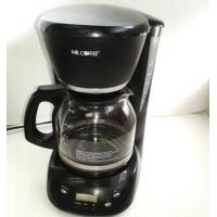 China MR COFFEE Black 12-Cup Programmable Coffee Maker on sale