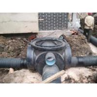 Building Plastic Inspection Wells