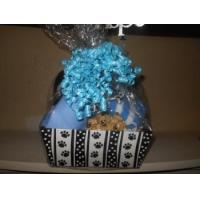 Buy cheap Boy Dog Gift Basket from wholesalers