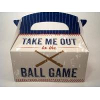 Buy cheap Take Me Out To The Ball Game Gift Tote Vegetarian All Natural Treats from wholesalers