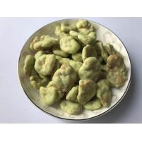Quality GMO - Free Fava Beans Nutritional BenefitsWasabi Coated Fried Technology for sale