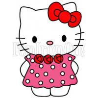 Quality Hello Kitty T Shirt Iron on Transfer #11 for sale
