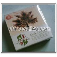 Quality Decorated ware CT521CorkCoasters for sale