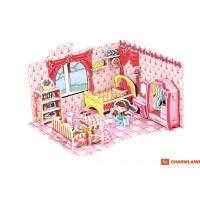 Quality 3D Puzzle Dream Villa-Sweet Bedroom for sale