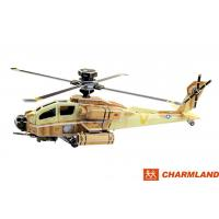 Quality 3D Puzzle Apache Helicopter for sale