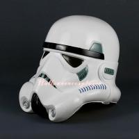 China Star Wars Original White Stormtrooper Helmet Mask Stormtrooper Costume for Adults Halloween Party on sale