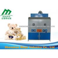 Quality Fiber Toy Filling Machine 40 R / Min Rotate Speed For Cute Teddy Bear for sale