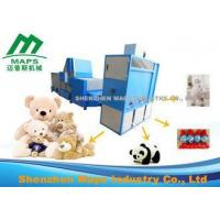 Quality Polyester Staple Fiber Opening Machine And Plush Toy Stuffing Machine for sale